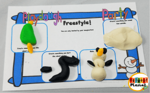 A blog post about teaching ideas for January for primary students or homeschool.  These fun January teaching ideas will get you and your students fired up about teaching and learning in January.  This post has January Teaching Ideas for Reading, Writing, Math, and other fun stuff.  Teaching ideas for January also includes some great January Read-Alouds and a fun Roll a Snowman Freebie!  #primaryplanet