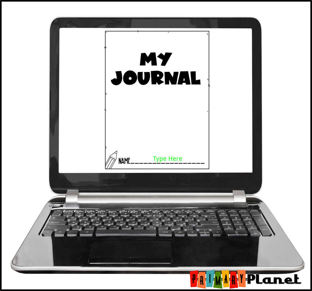 Writing Journal Ideas for Elementary Students Part 1: Creating Writing Journals for or with your students. Freebie!