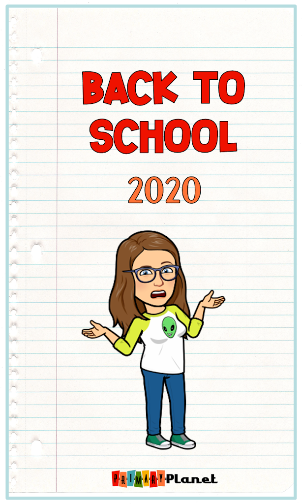Back to School 2020? What I am doing to plan ahead for the 2020-2021 school year.