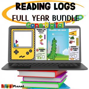 Image of Digital reading Logs