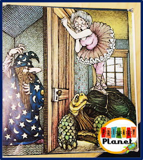 Special Book Talk Tuesday: My Favorite Children's Book! with a reading response freebie!