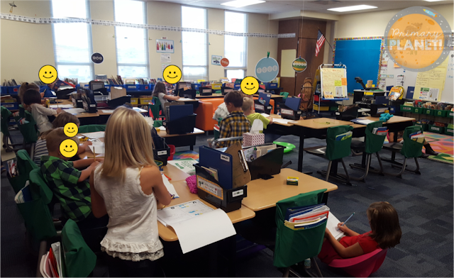 Flexible Seating, Alternative Seating, Traditional Seating