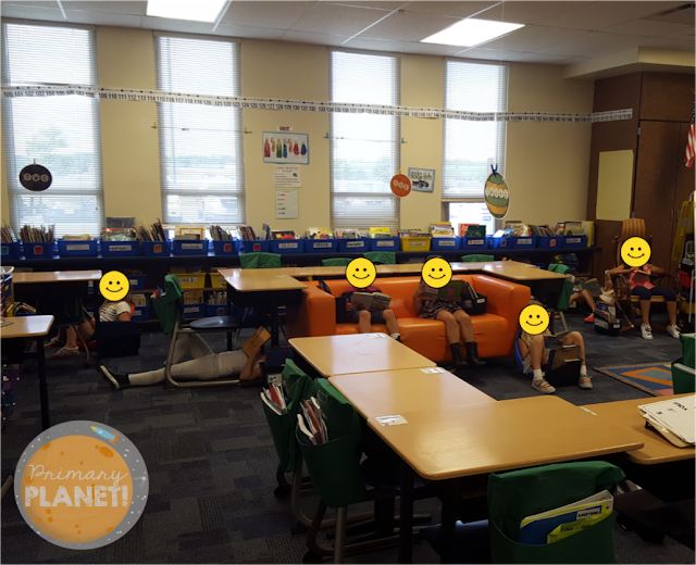 Traditional Seating, Alternative seating, flexible seating!