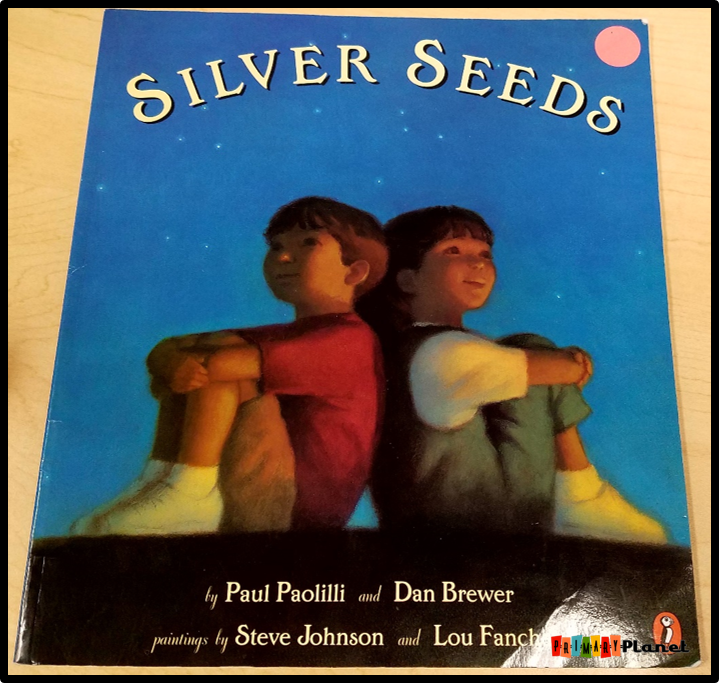 Mentor Text for Writing Acrostic Poems with a freebie!