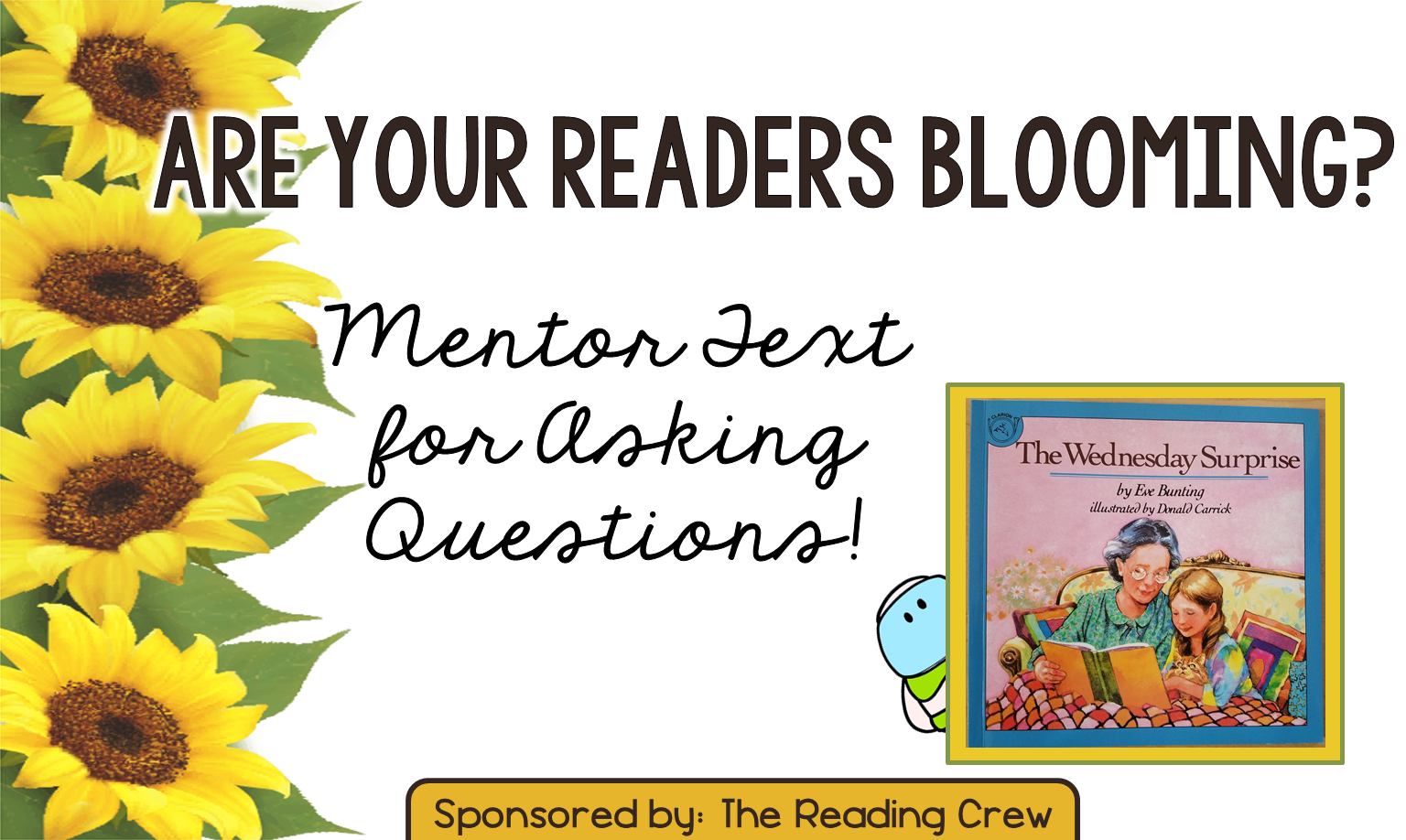 Teaching asking and answering questions while reading with a freebie and a giveaway!