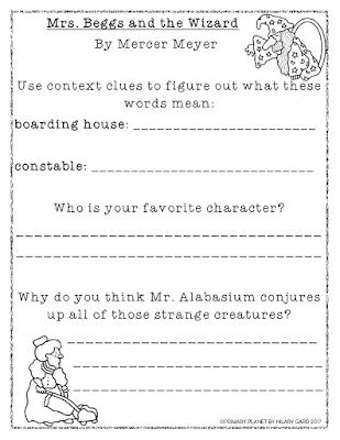 Special Book Talk Tuesday: My Favorite Children's Book! Freebie!