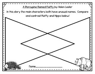 Compare and Contrast, Venn diagram