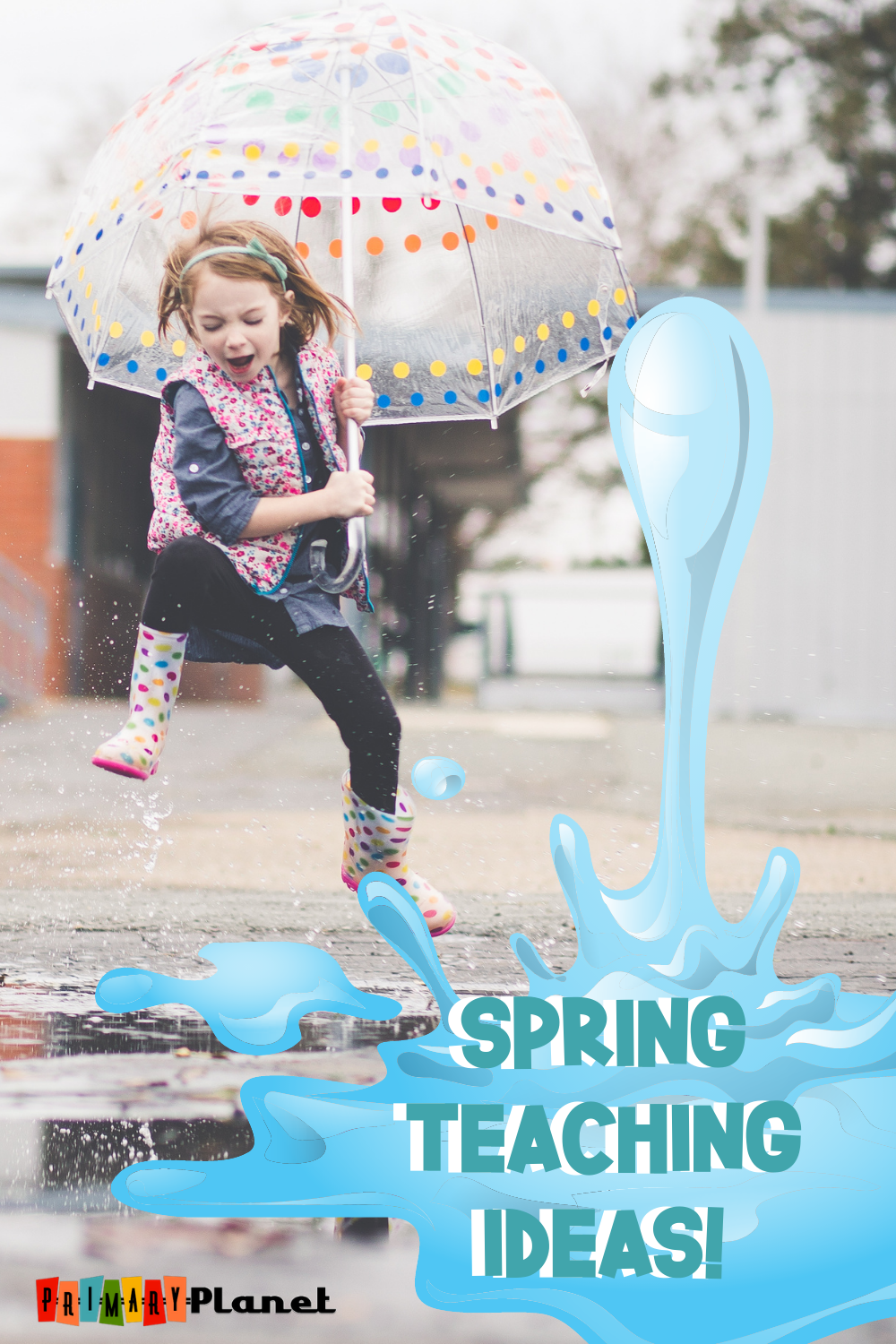 Fun Spring Teaching Ideas to keep your students engaged this Spring!