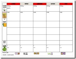one page lesson plan